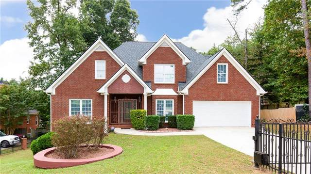 3040 Stone Road, East Point, GA 30344 (MLS #6957304) :: Path & Post Real Estate