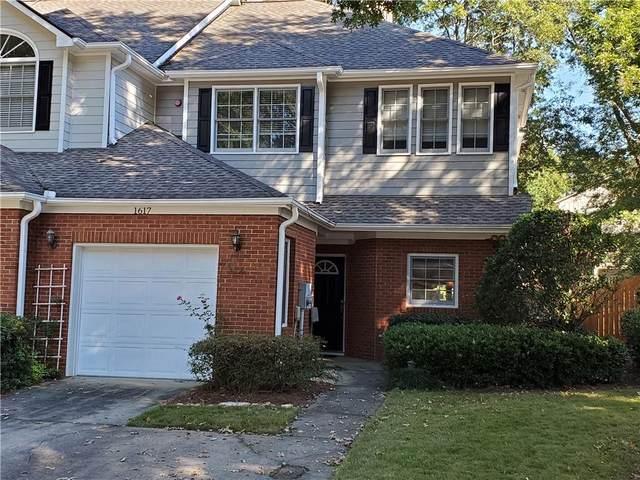 1617 Ivy Spring Drive SE, Smyrna, GA 30080 (MLS #6957305) :: Kennesaw Life Real Estate