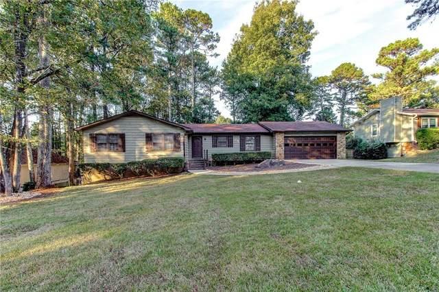 5416 Rockmoor Drive, Stone Mountain, GA 30088 (MLS #6957306) :: North Atlanta Home Team