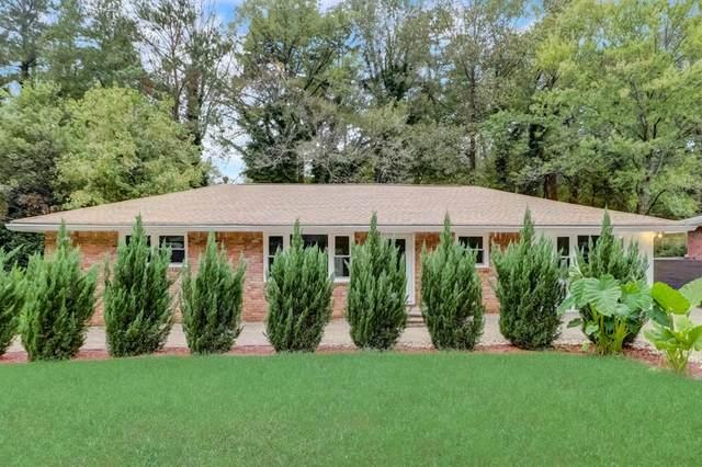 450 Oriole Drive SE, Marietta, GA 30067 (MLS #6957344) :: Path & Post Real Estate