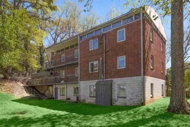 15 Burbank Drive SW, Atlanta, GA 30314 (MLS #6957359) :: Virtual Properties Realty