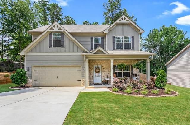 119 Grand Oak Drive, Jefferson, GA 30549 (MLS #6957360) :: Cindy's Realty Group