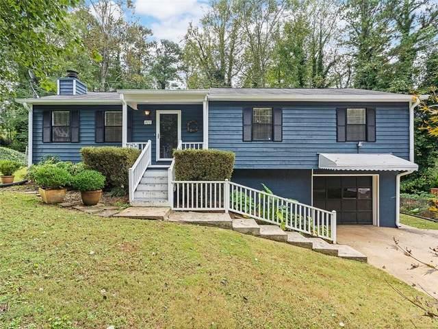 311 Wiley Court SW, Marietta, GA 30060 (MLS #6957363) :: North Atlanta Home Team