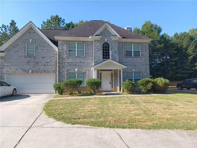 2589 Old Covington Road NE, Conyers, GA 30013 (MLS #6957366) :: Path & Post Real Estate