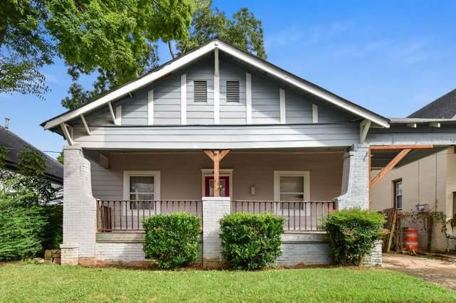 422 Gartrell Street SE, Atlanta, GA 30312 (MLS #6957369) :: Virtual Properties Realty