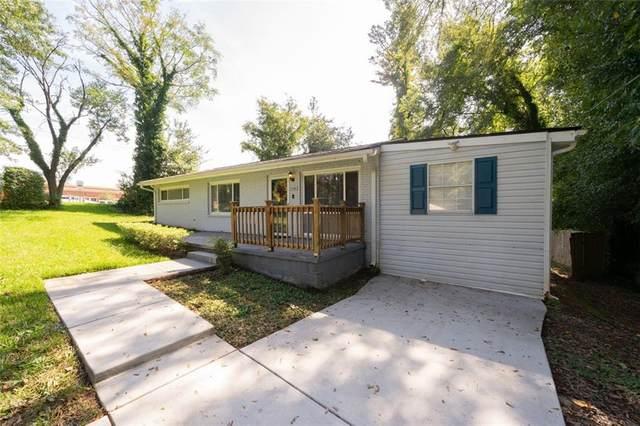 3491 Pinehill Drive, Decatur, GA 30032 (MLS #6957385) :: Path & Post Real Estate
