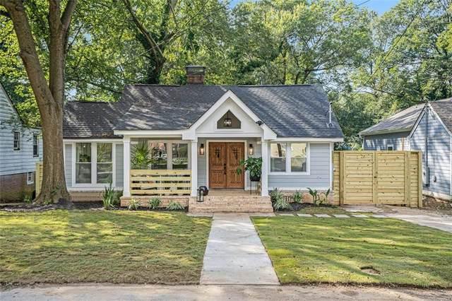 1360 Westboro Drive, Atlanta, GA 30310 (MLS #6957393) :: North Atlanta Home Team