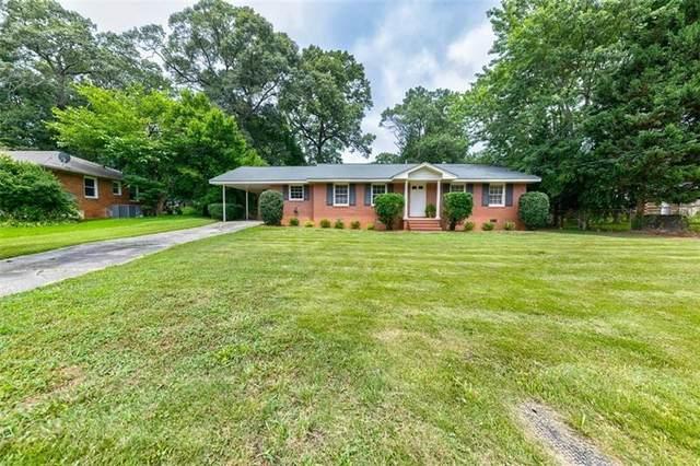 610 Forest Ridge Drive SE, Marietta, GA 30067 (MLS #6957396) :: Path & Post Real Estate