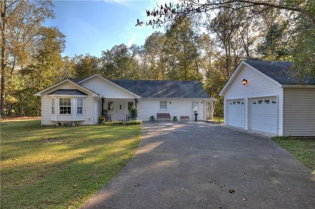 260 Jimmie Nelson Road, Kingston, GA 30145 (MLS #6957408) :: North Atlanta Home Team