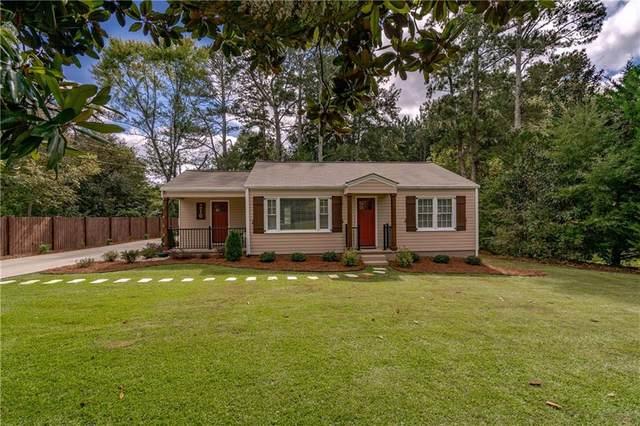 210 E Sellers Street, Jasper, GA 30143 (MLS #6957415) :: North Atlanta Home Team