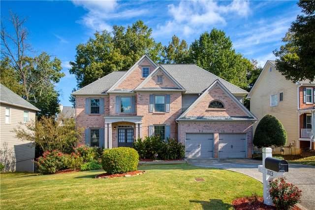 1073 Hopedale Lane, Lawrenceville, GA 30043 (MLS #6957427) :: Path & Post Real Estate