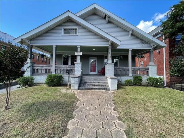 510 Boulevard Ne, Atlanta, GA 30308 (MLS #6957441) :: RE/MAX Prestige