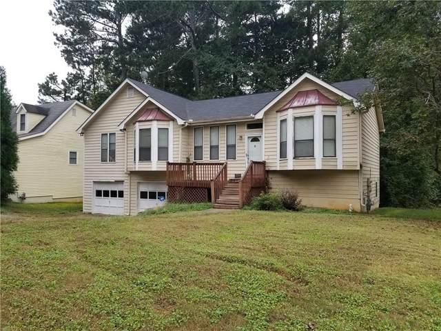 1195 Mountain Springs Drive NW, Kennesaw, GA 30144 (MLS #6957447) :: North Atlanta Home Team
