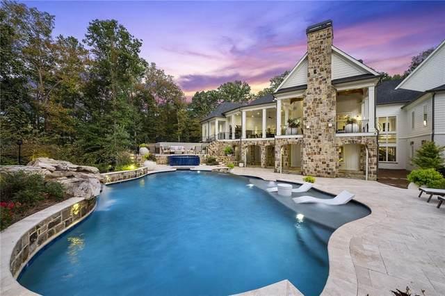354 Woodmont Court, Canton, GA 30115 (MLS #6957455) :: The Kroupa Team | Berkshire Hathaway HomeServices Georgia Properties