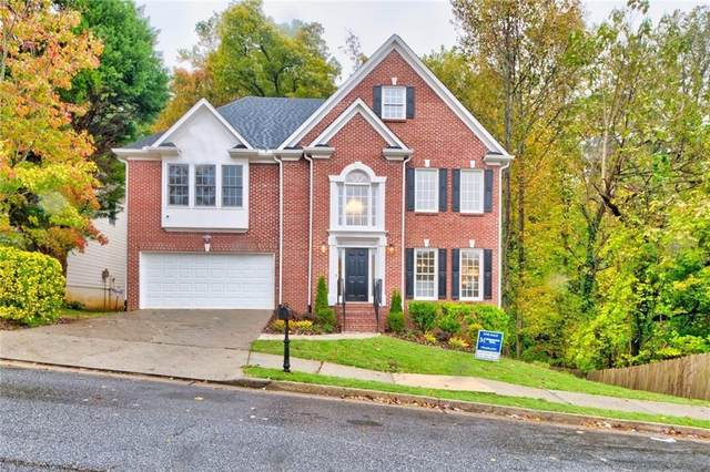 2896 Arbor Creek Lane, Doraville, GA 30340 (MLS #6957456) :: Tonda Booker Real Estate Sales
