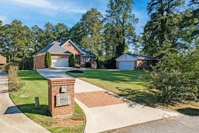 6642 Crestwood Peninsula, Flowery Branch, GA 30542 (MLS #6957460) :: North Atlanta Home Team