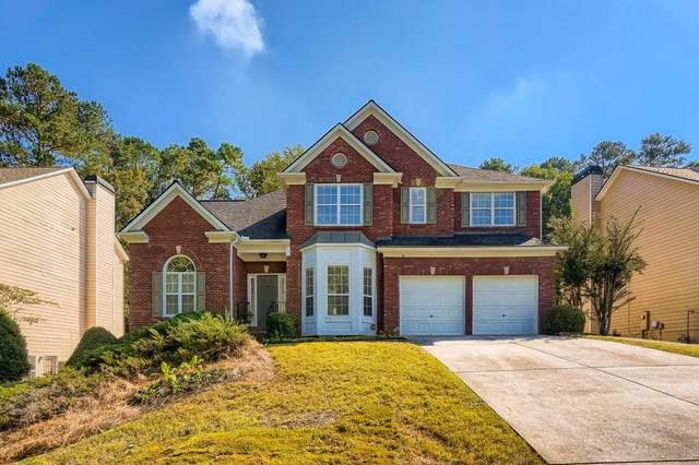3888 Brentview Place NW, Kennesaw, GA 30144 (MLS #6957494) :: North Atlanta Home Team