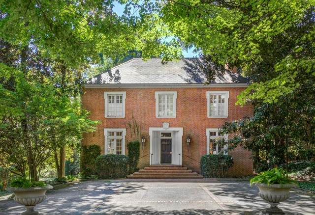 1010 Benton Place NW, Atlanta, GA 30327 (MLS #6957502) :: The Kroupa Team | Berkshire Hathaway HomeServices Georgia Properties