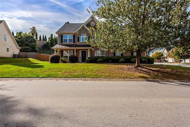 2581 Bald Cypress Drive, Braselton, GA 30517 (MLS #6957516) :: The Kroupa Team | Berkshire Hathaway HomeServices Georgia Properties