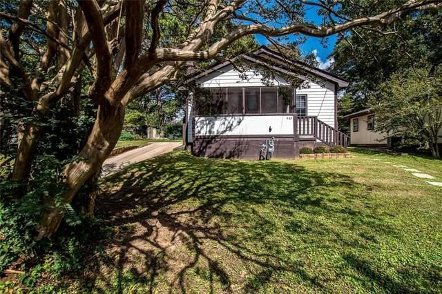 463 Oak Drive, Hapeville, GA 30354 (MLS #6957522) :: Path & Post Real Estate