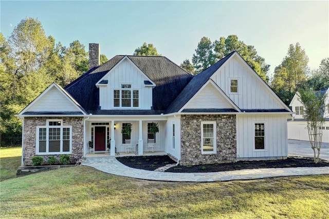 169 Hembree Road, Maysville, GA 30558 (MLS #6957548) :: The Kroupa Team   Berkshire Hathaway HomeServices Georgia Properties