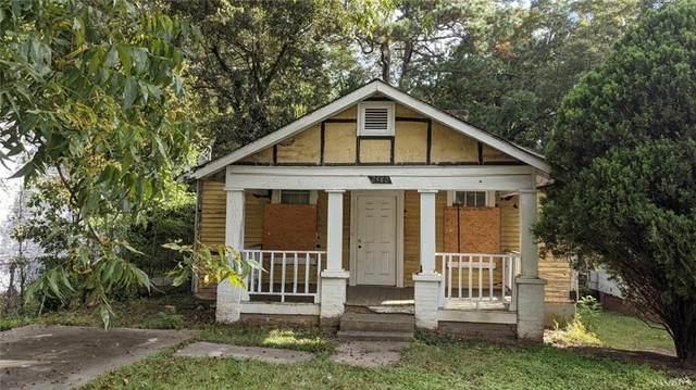 2480 Baker Road NW, Atlanta, GA 30318 (MLS #6957565) :: RE/MAX Paramount Properties