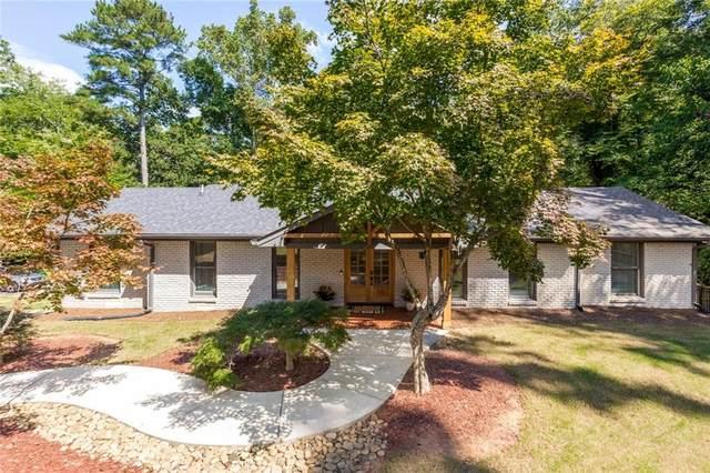 2531 Clairmont Road NE, Atlanta, GA 30329 (MLS #6957588) :: Path & Post Real Estate