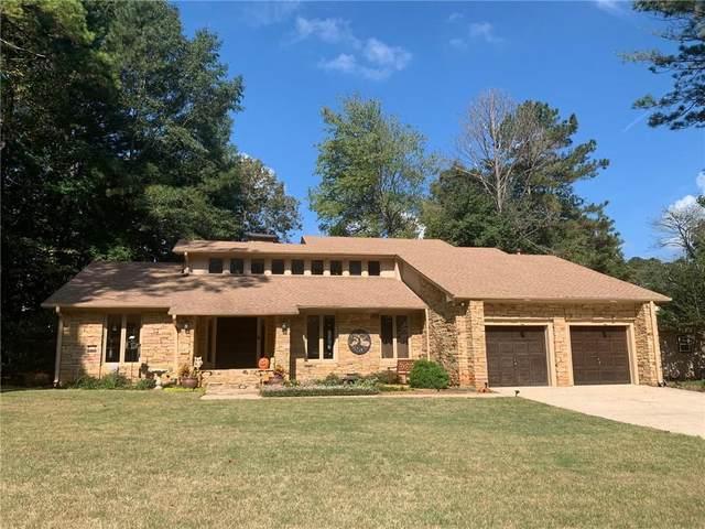 445 Lake Swan Court, Hiram, GA 30141 (MLS #6957593) :: Virtual Properties Realty