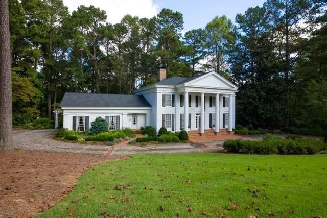 1735 Marlborough Drive, Sandy Springs, GA 30350 (MLS #6957597) :: Tonda Booker Real Estate Sales