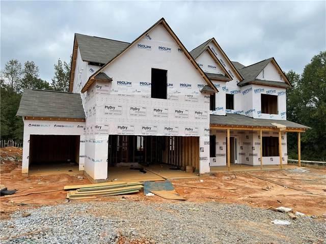 10 Parkers Place, Hoschton, GA 30548 (MLS #6957602) :: North Atlanta Home Team