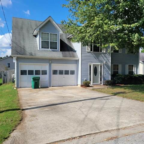 6699 Etterlee Drive, Stone Mountain, GA 30087 (MLS #6957605) :: The Gurley Team