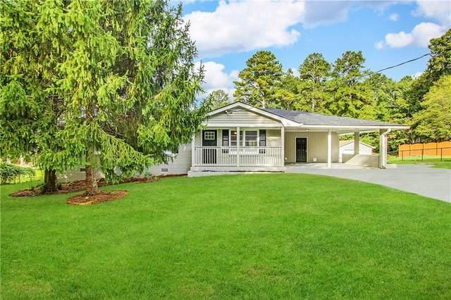 2870 New Macland Road, Powder Springs, GA 30127 (MLS #6957611) :: Kennesaw Life Real Estate
