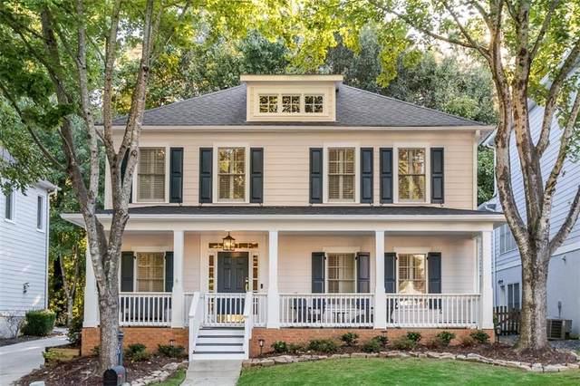 2130 Adams Overlook NW, Atlanta, GA 30318 (MLS #6957622) :: The Kroupa Team | Berkshire Hathaway HomeServices Georgia Properties