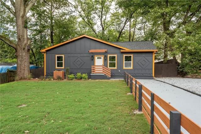 1705 Donna Lynn Drive SE, Smyrna, GA 30080 (MLS #6957623) :: Lantern Real Estate Group