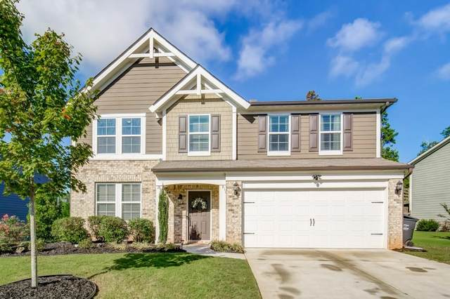 307 Mountain Laurel Walk, Canton, GA 30114 (MLS #6957625) :: North Atlanta Home Team