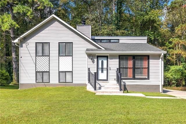 1433 Muirfield, Stone Mountain, GA 30088 (MLS #6957639) :: North Atlanta Home Team