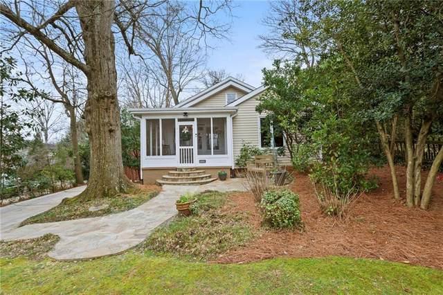 1093 Amsterdam Avenue NE, Atlanta, GA 30306 (MLS #6957640) :: Dawn & Amy Real Estate Team