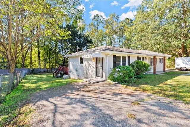 1863 Old Alabama Road, Austell, GA 30168 (MLS #6957645) :: The Kroupa Team | Berkshire Hathaway HomeServices Georgia Properties