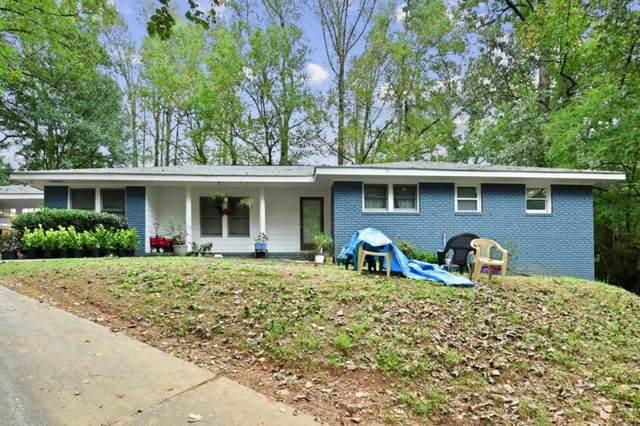 495 Valley Lane NE, Atlanta, GA 30328 (MLS #6957654) :: Maria Sims Group
