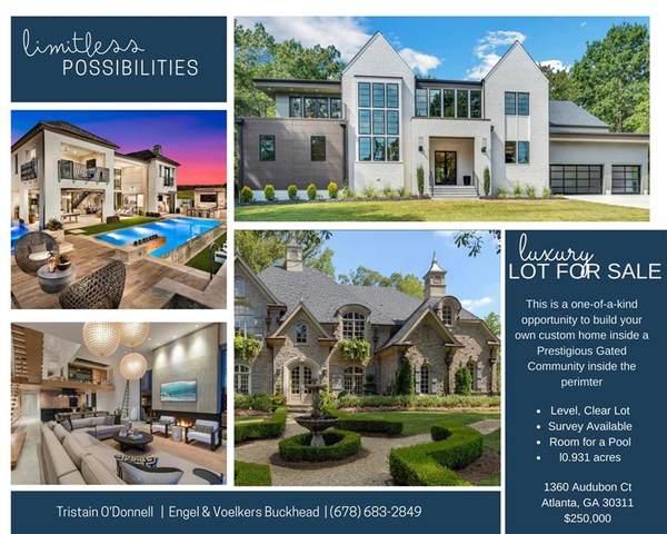 1360 Audubon Court SW, Atlanta, GA 30311 (MLS #6957685) :: Path & Post Real Estate