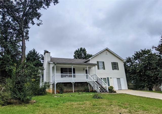 150 Ridgefield Drive, Douglasville, GA 30134 (MLS #6957693) :: North Atlanta Home Team