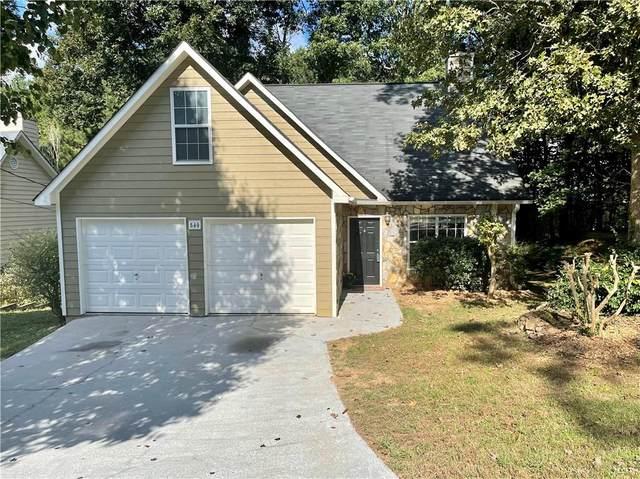 540 Cherokee Overlook Court, Canton, GA 30115 (MLS #6957698) :: North Atlanta Home Team
