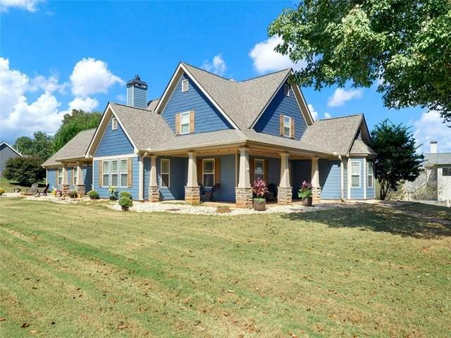 146 Raven Ridge, Jefferson, GA 30549 (MLS #6957700) :: North Atlanta Home Team