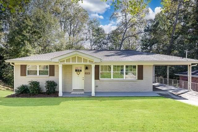 2085 Claude Street NW, Atlanta, GA 30318 (MLS #6957742) :: The Kroupa Team | Berkshire Hathaway HomeServices Georgia Properties