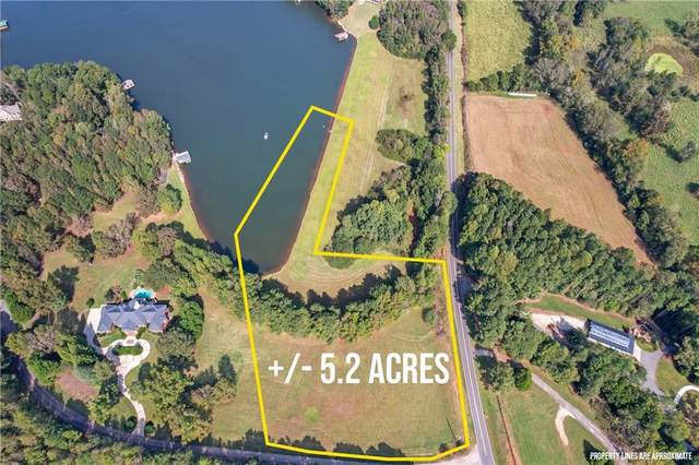 0 S Shores Road, Jefferson, GA 30549 (MLS #6957743) :: Cindy's Realty Group