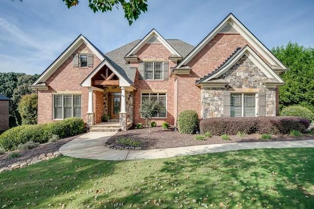 4740 Cardinal Ridge Way, Flowery Branch, GA 30542 (MLS #6957746) :: Path & Post Real Estate