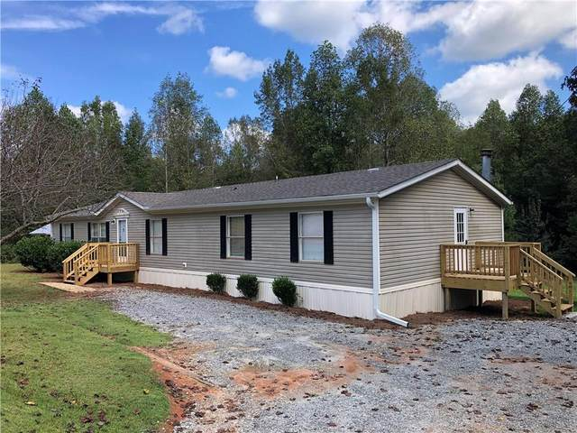 146 Norris Road, Dahlonega, GA 30533 (MLS #6957763) :: Lantern Real Estate Group