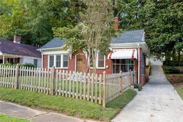 1015 Deckner Avenue SW, Atlanta, GA 30310 (MLS #6957771) :: Maximum One Partners