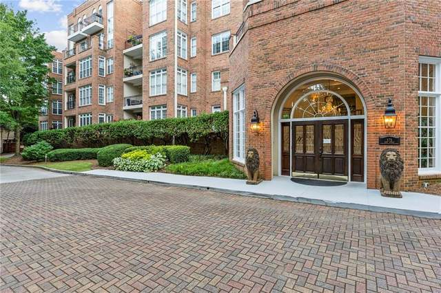 175 15th Street NE #408, Atlanta, GA 30309 (MLS #6957774) :: The Kroupa Team | Berkshire Hathaway HomeServices Georgia Properties