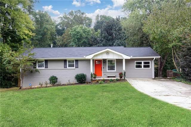 3063 Highland Drive SE, Smyrna, GA 30080 (MLS #6957778) :: Maria Sims Group
